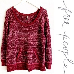 Free People Moonstone Pouch Sweater sz S